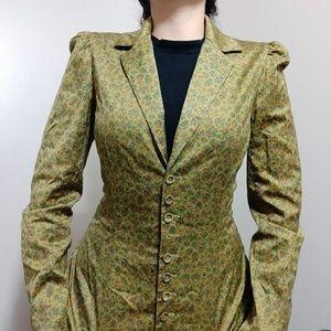 Rare Vintage 60s Betsey Johnson Puff Corset Jacket